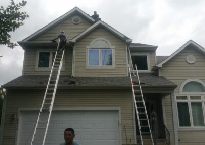 American Choice Exteriors - Gaithersburg, MD - Roof Replacement