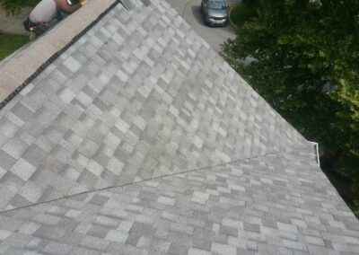 American Choice Exteriors - Gaithersburg, MD - Old Roof