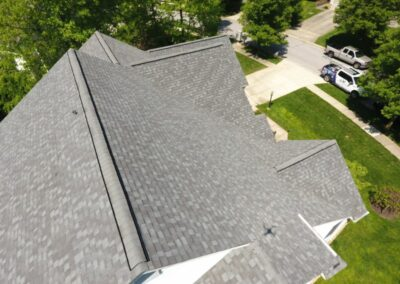 American Choice Exterior - Rockville, MD - Roof Install