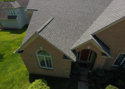 American Choice Exterior - Rockville, MD - Roof Installation