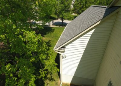 American Choice Exterior - Rockville, MD - Side Full Roof Replacement