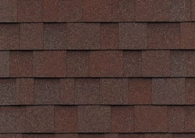 American Choice Exteriors - IKO Aged-Redwood Architectural Shingles