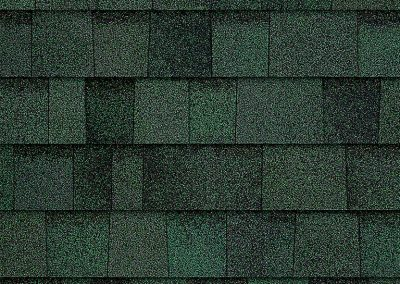 American Choice Exteriors - Owens Corning TruDefinition Duration Chateau Green Laminated Architectural Roof Shingles