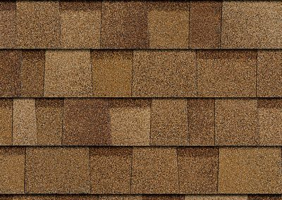 American Choice Exteriors - Owens Corning TruDefinition Duration Desert Tan Laminated Architectural Roof Shingles