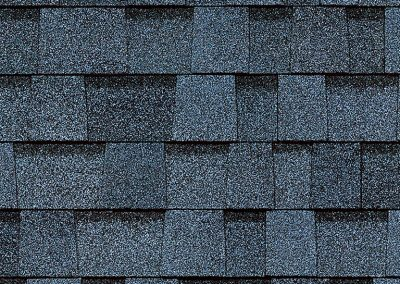 American Choice Exteriors - Owens Corning TruDefinition Duration Harbor Blue Laminated Architectural Roof Shingles