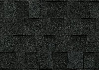 American Choice Exteriors - Owens Corning TruDefinition Duration Onyx Black Laminated Architectural Roof Shingles