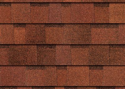 American Choice Exteriors - Owens Corning TruDefinition Duration Terra Cotta Laminated Architectural Roof Shingles