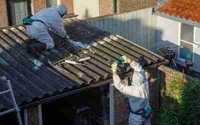 Do roofing shingles contain asbestos